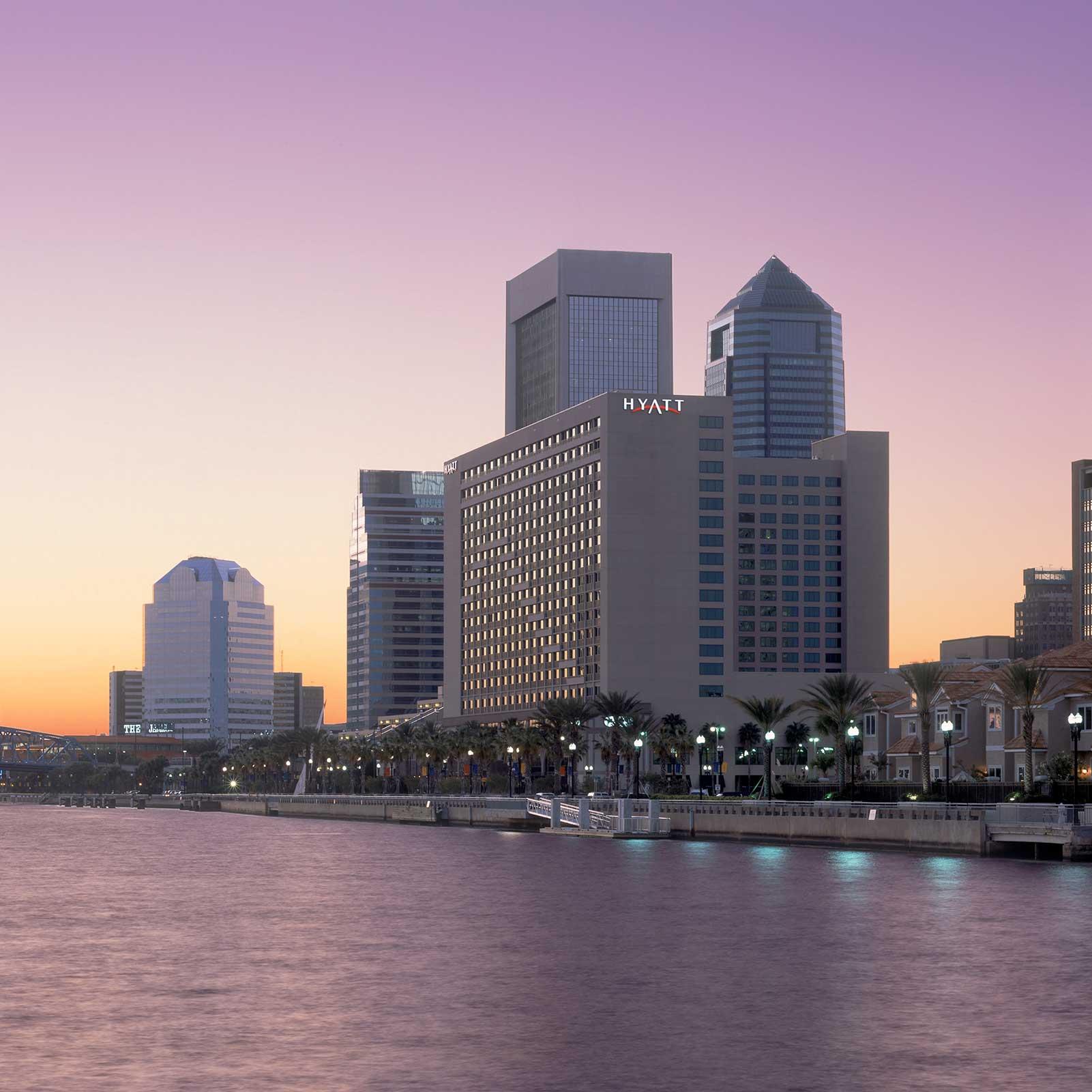 Hyatt Regency Jacksonville Riverfront, FL, USA