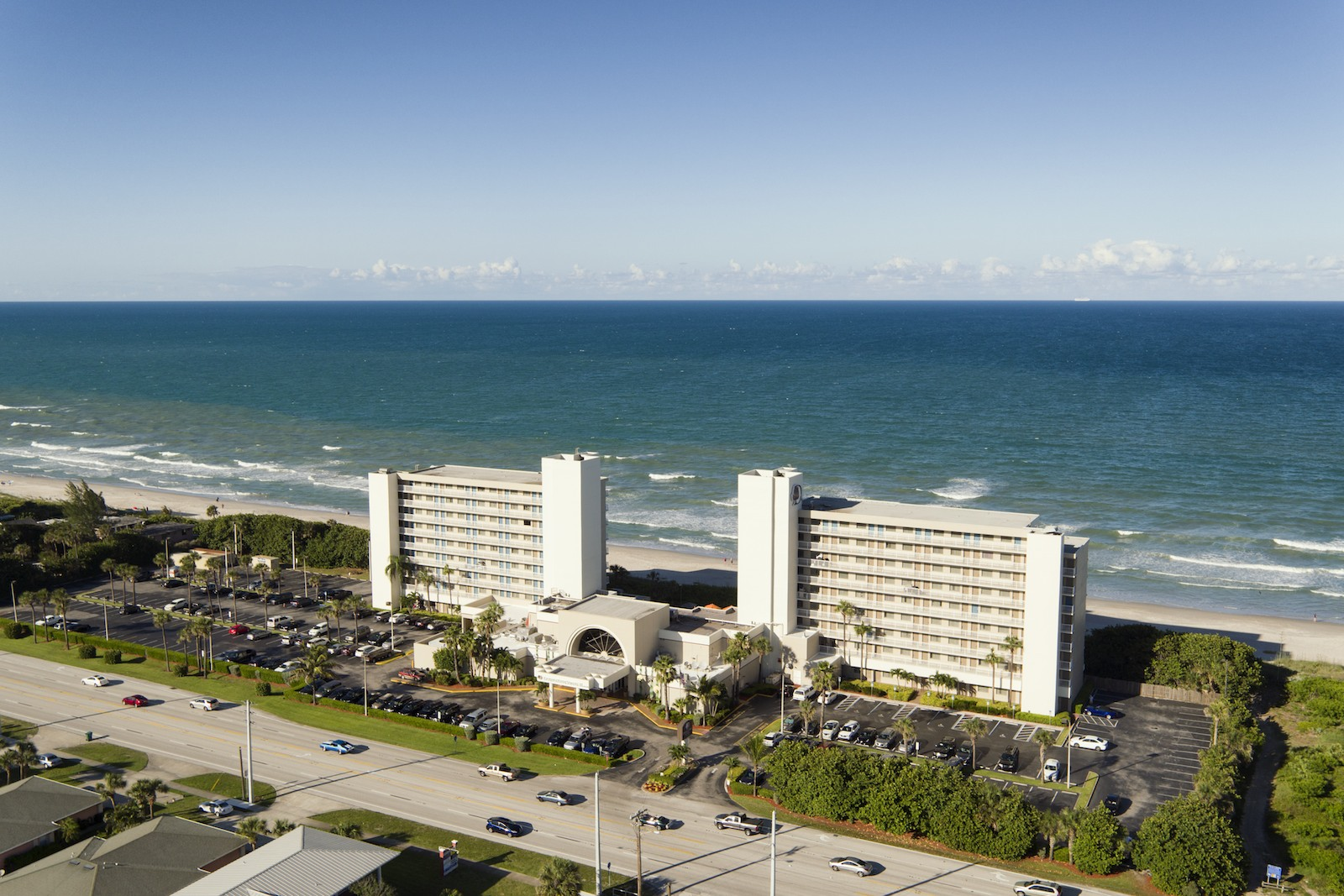 DoubleTree Hotel Melbourne Beach Oceanfront, FL, USA