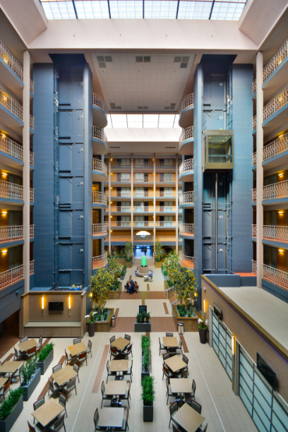 Embassy Suites Stapleton, Denver, USA