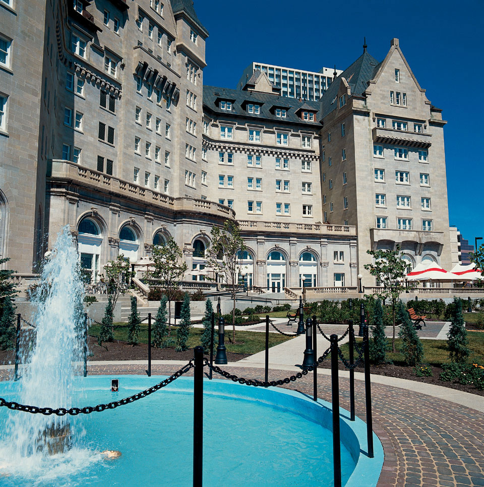 Fairmont Hotel MacDonald, Edmonton, Canada