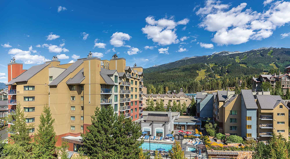 Hilton Resort & Spa, Whistler, Canada