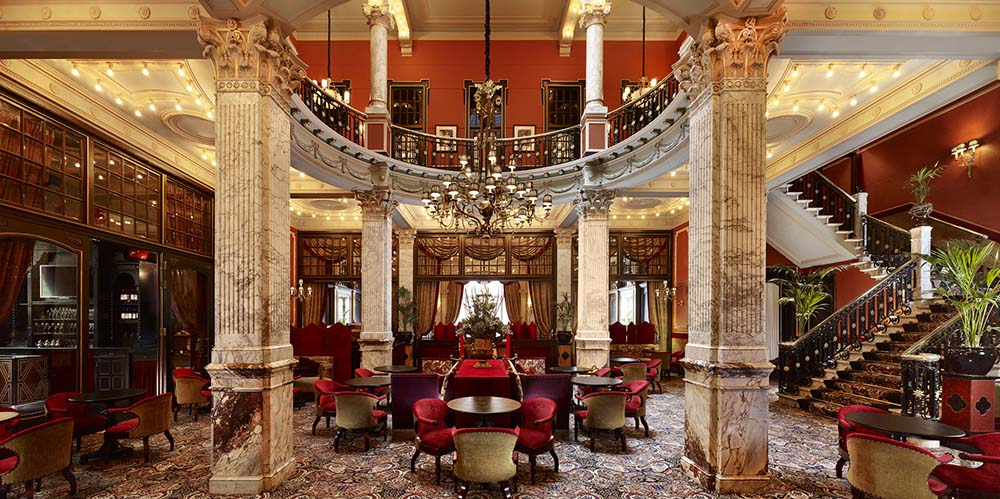 Hotel Des Indes, The Hague, Netherlands