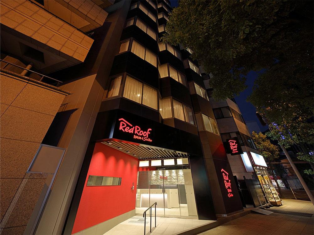 Red Roof Inn Kamata, Tokyo, Japan