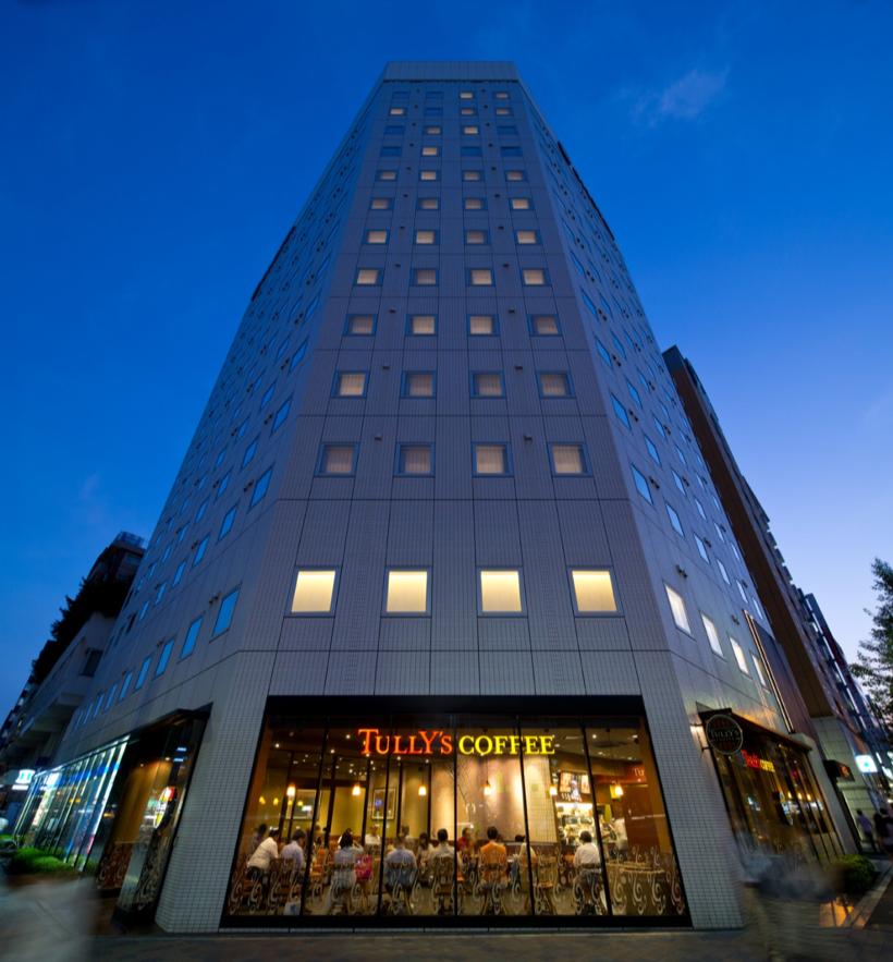 E- Hotel Higashi Shinjuku, Tokyo, Japan
