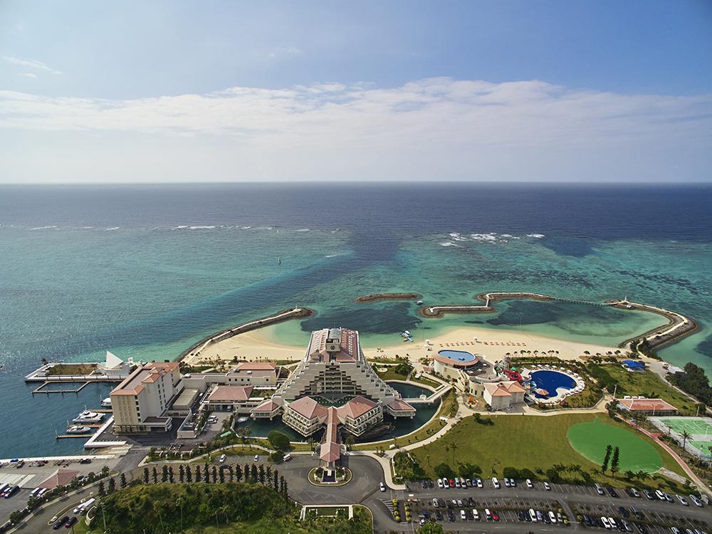 Sheraton Sun Marina, Okinawa, Japan