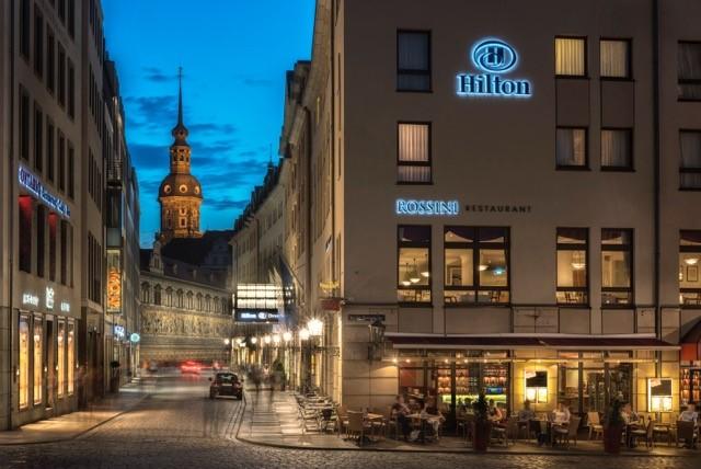 Hilton, Dresden, Germany